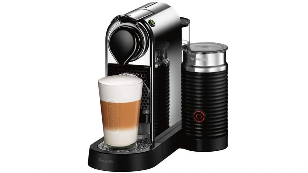 Nespresso citiz is the best nespresso coffee machine on the market this year