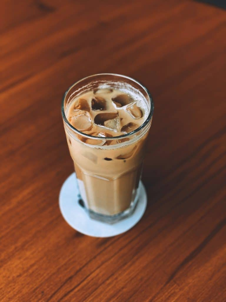 how to make an iced coffee with nespresso or cafiftaly pods