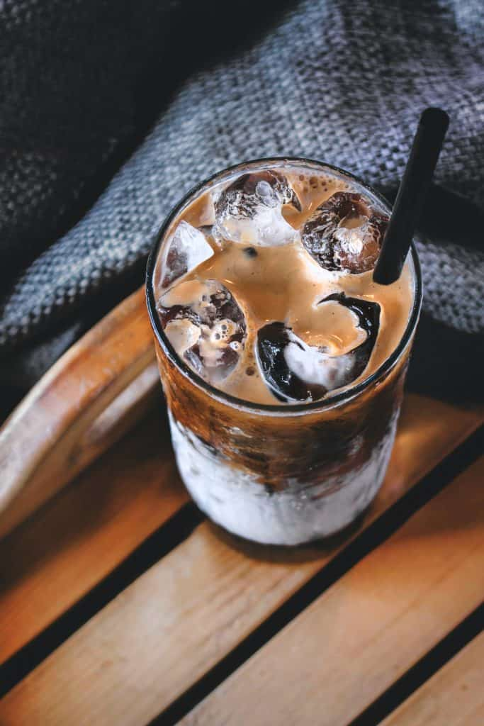 how to make a vietnamese iced coffee with nespresso or caffitaly pods